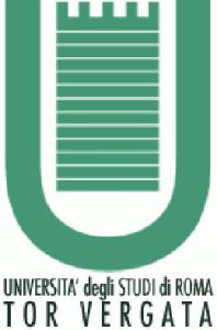 logos università degli studi torvergata, Roma