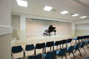 auditorium per l'alta formazione musicale
