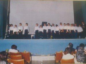 Il primo concerto allievi della Praeneste