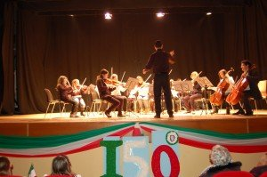orchestra giovanile di Palestrina
