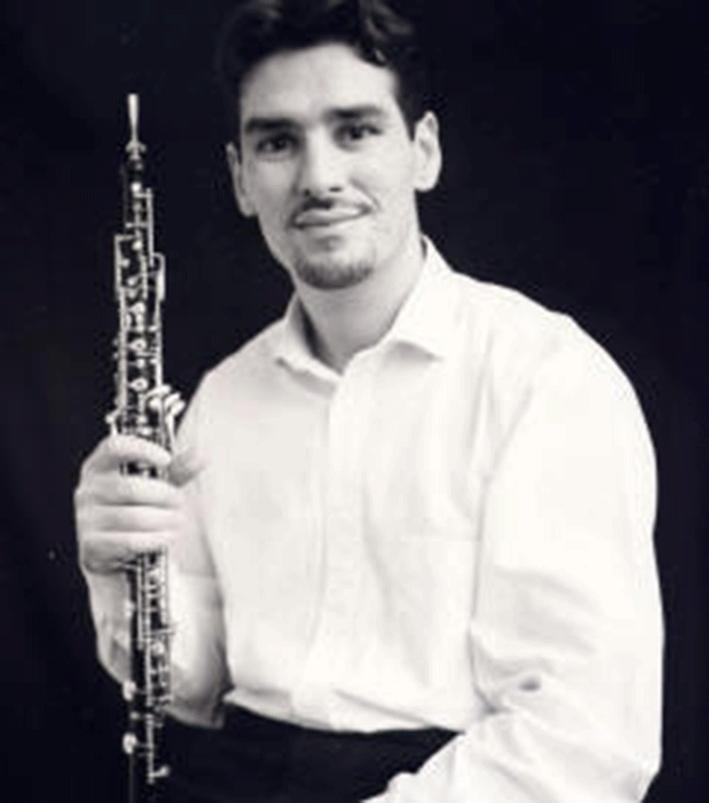 Oboe, Andrea Tenaglia