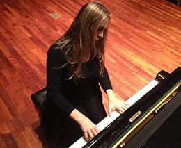 masterclass pianistica: Alessandra Brustia