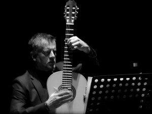 Arturo Tallini chitarra