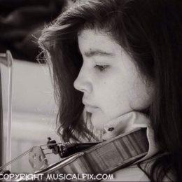 Kristina Georgieva, la magia del violino