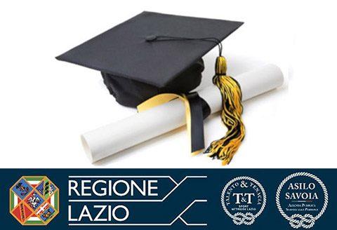 Voucher Regione Lazio